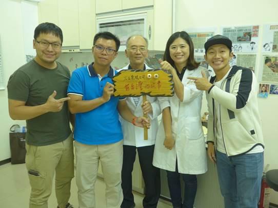 台灣的故事採訪  故事見證人 蔡昌憲