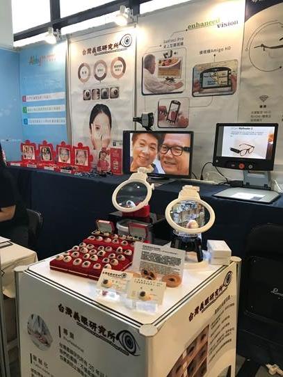 參與2019台灣眼科學會年會 與眼科醫生的密切配合 受惠更多單眼朋友